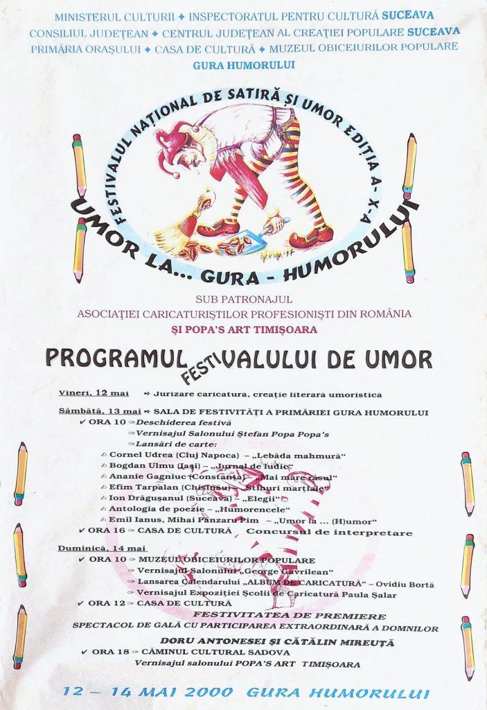 10th Edition – 2000