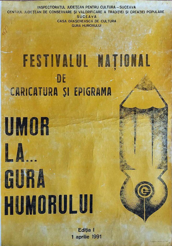 Editia 01 – 1991