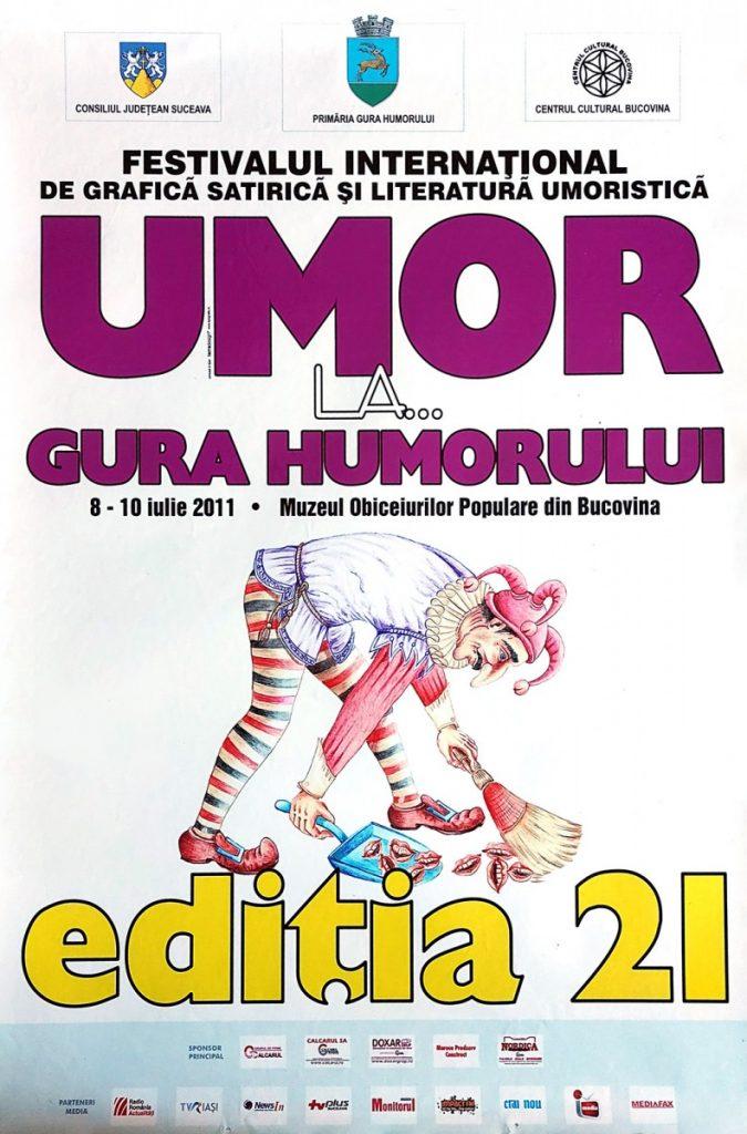 Editia 21 – 2011
